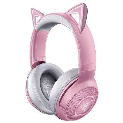 Razer Kraken BT Kitty Edition Quartz Wireless Headset - Pink