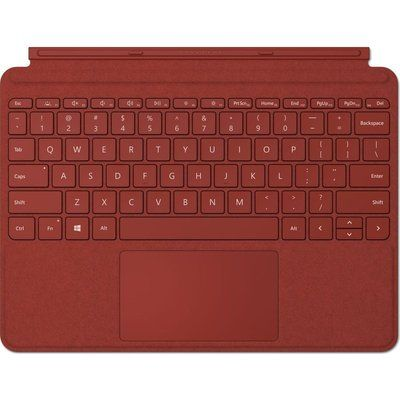 Microsoft Surface Go 2 Typecover - Poppy Red