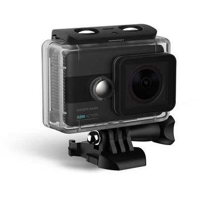 Kaiser Baas Kaiser Baas X250 Wifi 1080p 60fps 5mp 6G Lens Action Camera