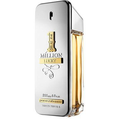 Paco Rabanne 1 Million Lucky Eau de Toilette Spray 200ml