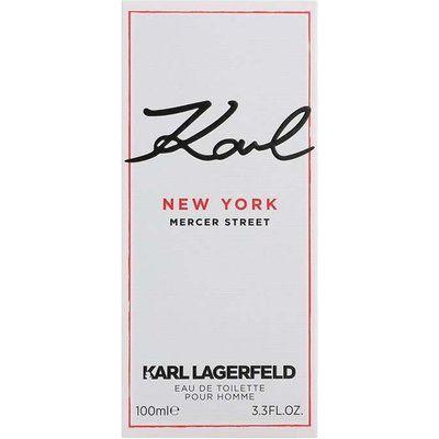 Karl Lagerfeld New York Mercer Street Eau de Toilette 100ml