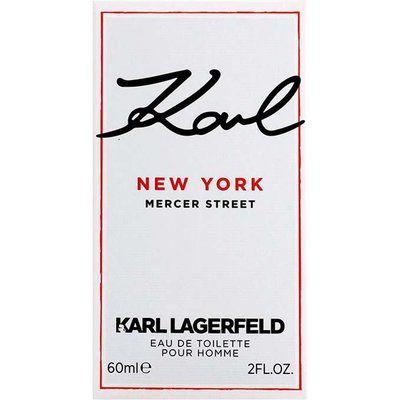 Karl Lagerfeld New York Mercer Street Eau de Toilette 60ml