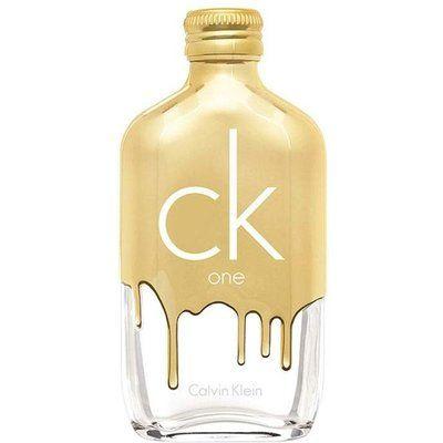 Calvin Klein CK One Gold Eau De Toilette Spray 100ml