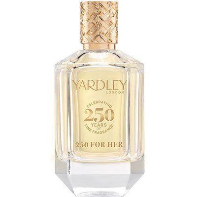 Yardley 250 For Her Eau de Parfum - 100ml
