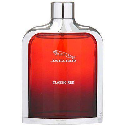 Jaguar Red Men Eau de Toilette Spray 100ml
