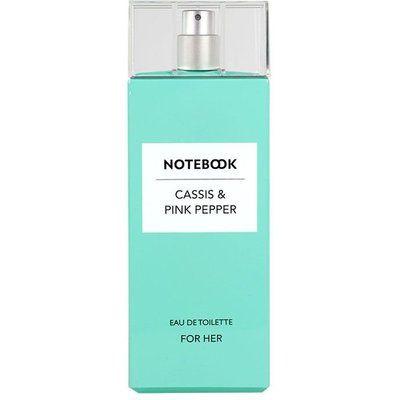 Notebook Cassis & Pink Pepper EDT Spray 100ml