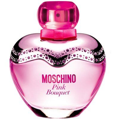 Moschino Pink Bouquet Eau de Toilette Spray 100ml