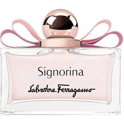 Salvatore Ferragamo Signorina Eau de Parfum Spray 100ml