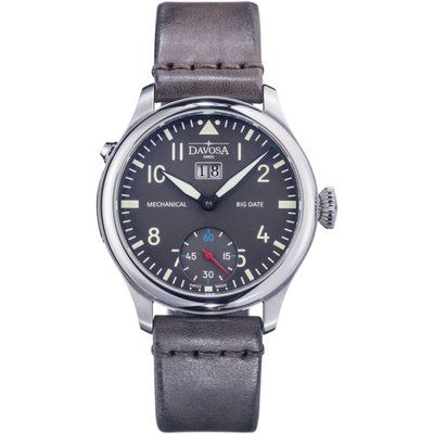 Mens Davosa Pontus Big Date Limited Edition Mechanical Watch 16050086