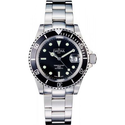 Mens Davosa Ternos Diver Automatic Watch 16145550