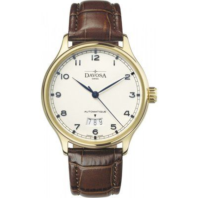 Mens Davosa Classic Automatic Watch 16146416