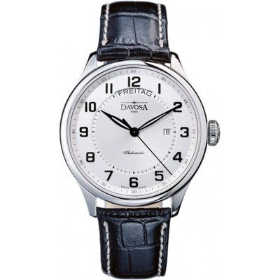 Mens Davosa Pares Classic Automatic Watch 16148316